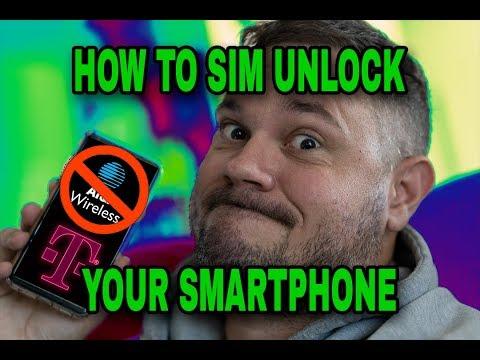 How To SIM Unlock A Smartphone