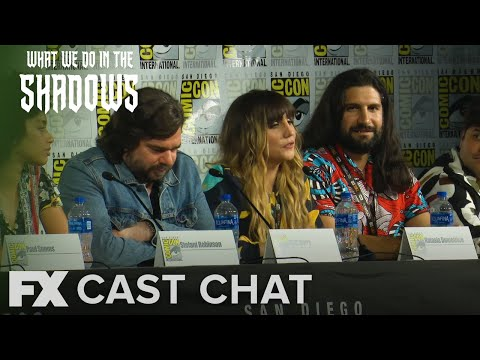 What We Do In The Shadows | Season 1: Bat! Cast Chat | FX