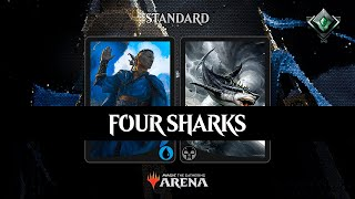 4SHARKS. MonoRed CAN'T bęat me. Road to Mythic.