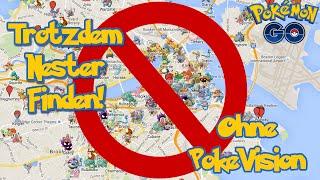 Pokemon finden in Pokemon Go ohne Pokevision und Pokeradar - Pokemon Go Tipps und Tricks