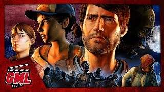 THE WALKING DEAD : A NEW FRONTIER - FILM JEU COMPLET vost FR