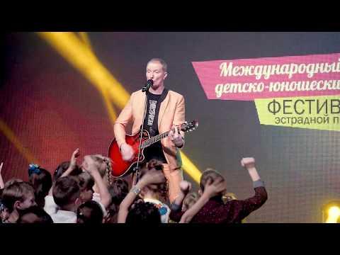 Константин Бурдаев (Братья Грим) и на конкурсе «Взлетай!» - Ресницы [LIVE]