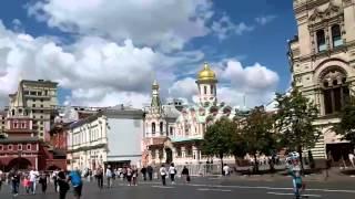 Moskwa 2012 - Część 1