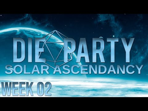 Solar Ascendancy ~ On the rail - Stars Without Number Revised | Week 02