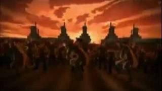 Аватар - Власть Огня