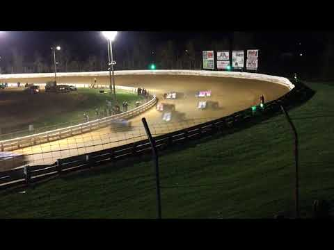 Late Models At Selinsgrove Speedway, PA (2017)