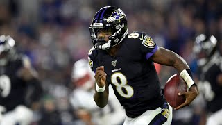 Lamar Jackson | EVERY Run in 2019-2020 ᴴᴰ | (1,206 yards)