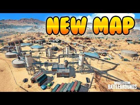 NEW DESERT MAP FIRST EVER GAMEPLAY! PlayerUnknowns Battlegrounds GAMEPLAY thumbnail