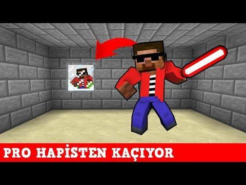 ZENGİN VS FAKİR #152 - Pro Hapisten Kaçıyor (Minecraft)