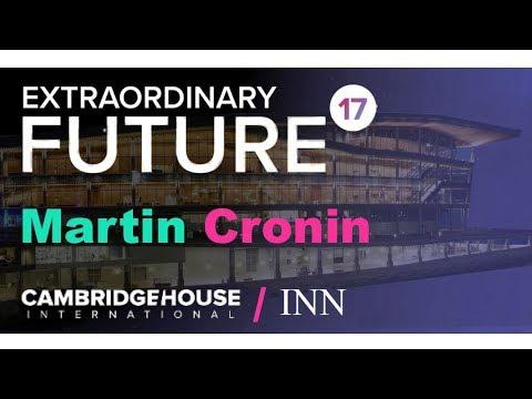 INN Interviews Martin Cronin of Patriot One Technologies at Extraordinary Future