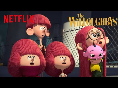 The Willoughbys | Bringing the World of THE WILLOUGHBYS to Life I Netflix