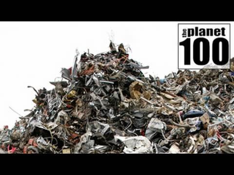 Planet 100: The Pacific Trash Vortex Explained