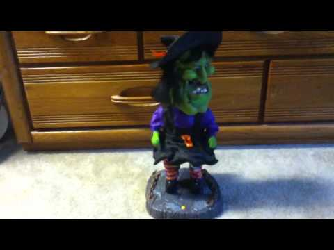 Singing witch 2