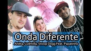 Baixar Onda Diferente - Anitta, Ludmilla, Snoop Dogg Feat. Papatinho (Coreografia) | Filipinho Stemler