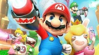 Mario + Rabbids: Kingdom Battle All Cutscenes (Game Movie) 1080p HD