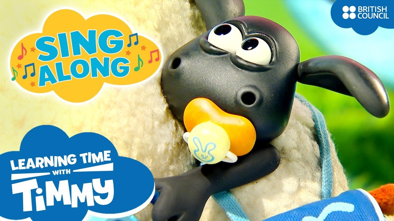 Timmy Time Theme Singalong | Learning Time with Timmy | Songs for Children