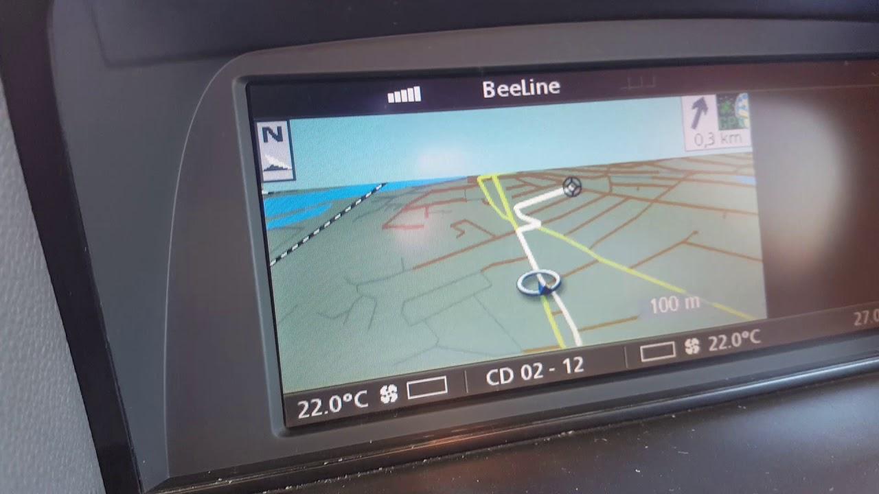 Update Dvd Road Map Europe 2018 E65 E66 Youtube