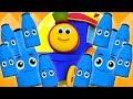 Bob o trem | dez garrafas azuis | Canções dos miúdos | Ten Blue Bottles | Kids Tv Português