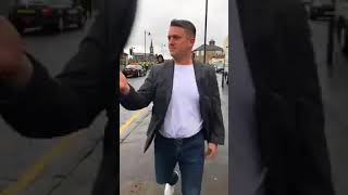Tommy Robinson owns Sky news James Mathews