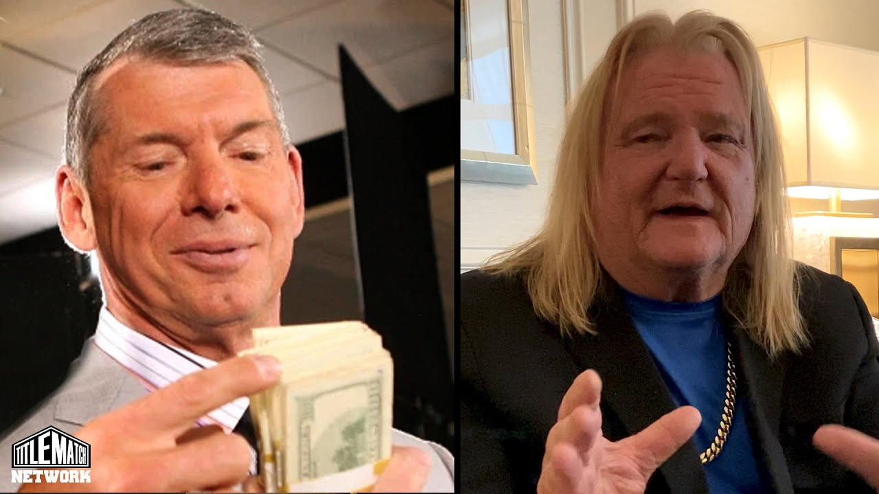 Greg Valentine - How Much Money I Was Paid in WWF