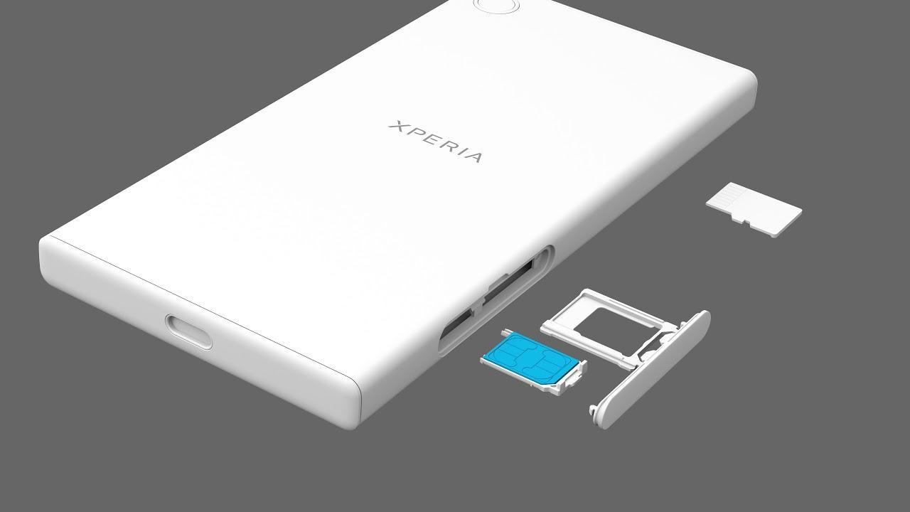 sony xperia z1 compact sim karte Insert a SIM card and a memory card – Xperia XZ1 Compact   YouTube