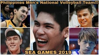 Sea Games 2019   Philippines Men's National Volleyball Team