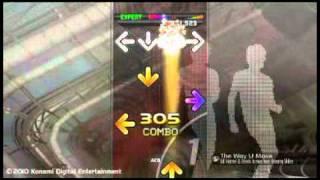 DanceDanceRevolution (PS3) - The Way U Move (Expert)