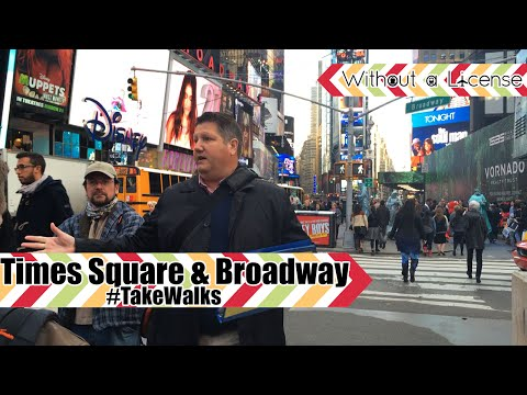 Historical Tour of Broadway