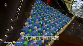 Minecraft Xbox 360 Q-Bert Let