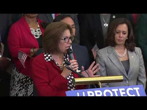 Senator Cortez Masto on the Repeal of the DACA Program