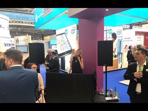 SpinSisters playing at RBTE Event Olympia