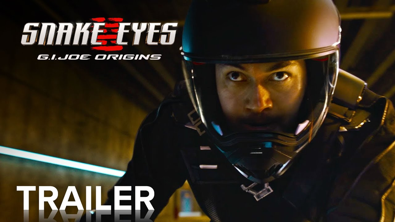 Download SNAKE EYES   Official Trailer   Paramount Movies