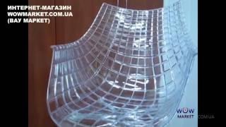Обзор Кресла Кристал В прозрачный SDM (Групо СДМ) от магазина wowmarket.com.ua