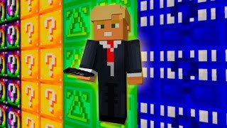 COMBO Lucky Blocks | DONALD TRUMP | Desafío de la Suerte Especial - #182