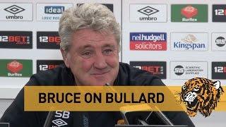 Steve Bruce on Jimmy Bullard