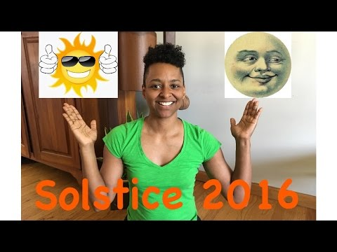 Summer Solstice 2016: Fun Facts