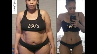 Weight Loss Success Stories #110