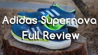 Adidas Boost Supernova 2017 REVIEW!