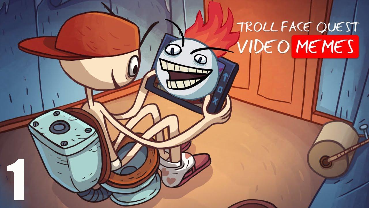 Trollface Spiele