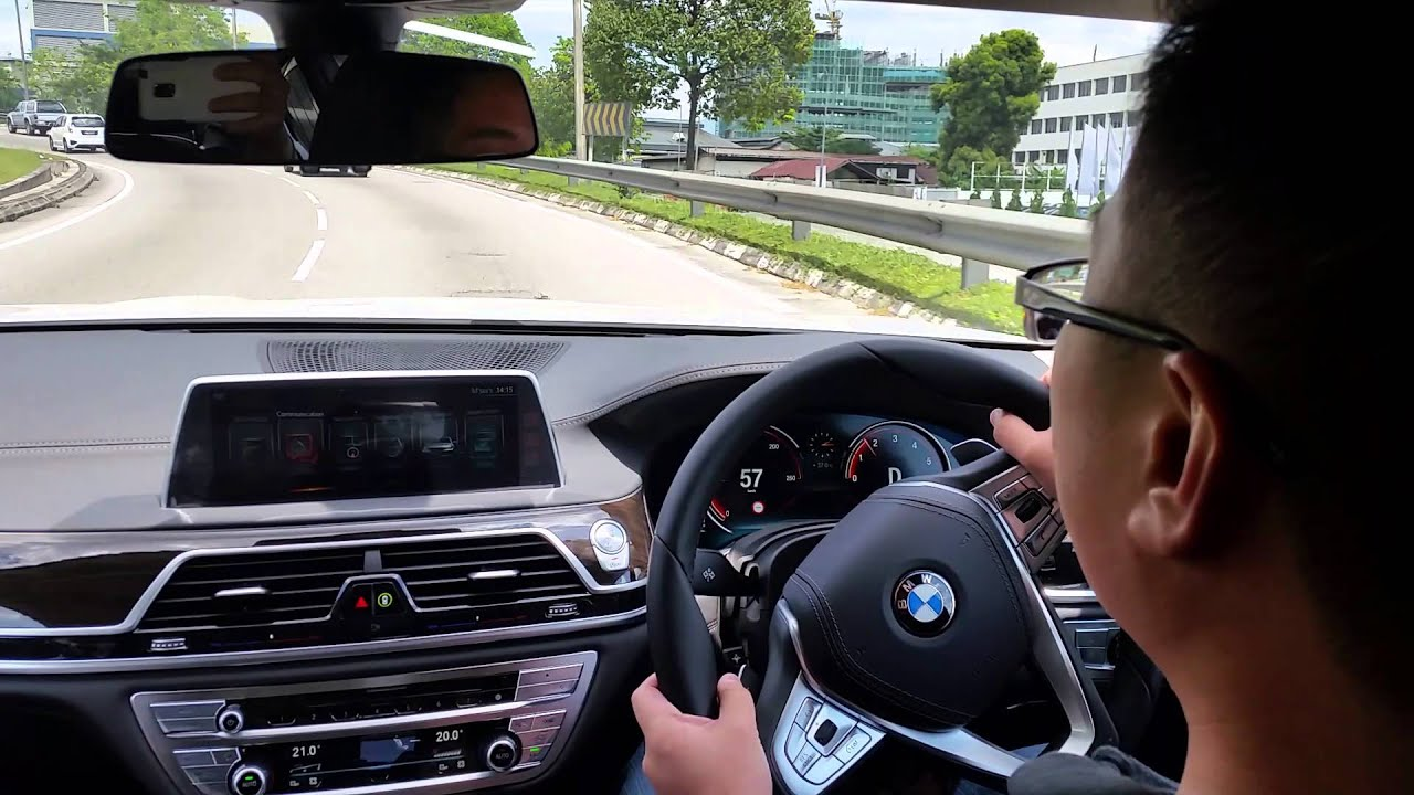 2017 malaysia bmw 730li test drive with interior visual bmw7series tour youtube. Black Bedroom Furniture Sets. Home Design Ideas