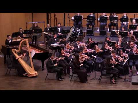 Respighi - Pines of Rome  - Awesome Youth Orchestra Performance!!!