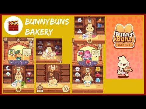 BunnyBuns Walkthrough - BunnyBuns Bakery / New Receipts (iOS)