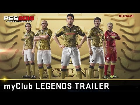 [Official] myClub Legends Trailer