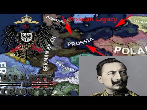 Preußens Gloria! | Prussia and A Divided Nation | Hearts of Iron IV Spotlight