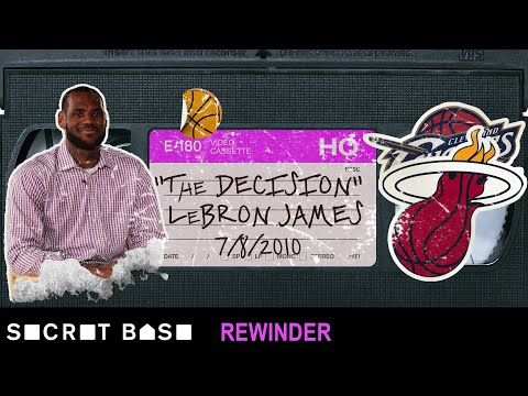 'The Decision' deserves a deep rewind | LeBron James' free agency 2010