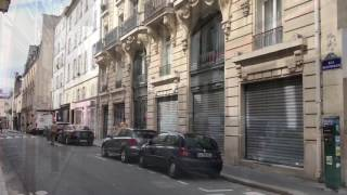 House of Jim Morrison in Paris