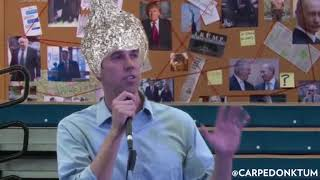 Conspiracy Theory Beto... Won't accept the Mueller Report thumbnail
