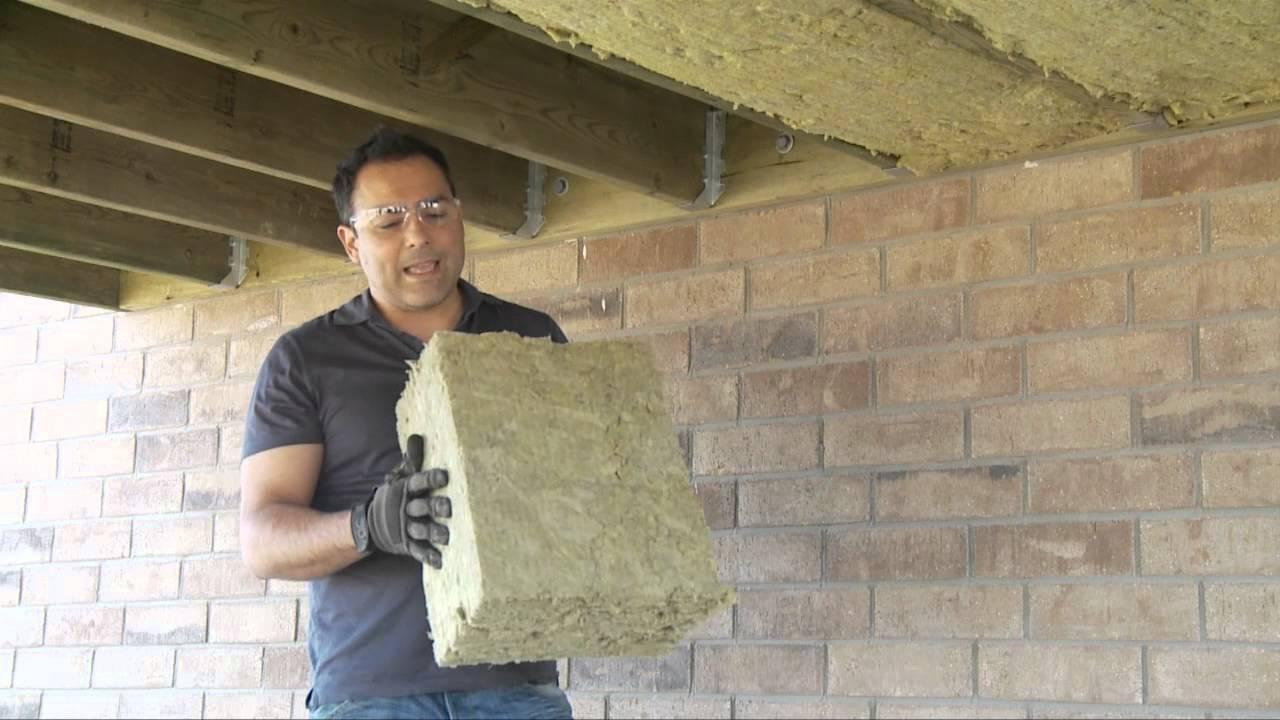 C mo aislar un piso sobre un espacio no calefaccionado for Como aislar el techo de un piso