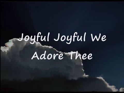 Joyful Joyful (Upbeat Praise) with Lyrics IHOPU KC by Laura Hackett