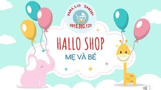 Giới thiệu về Hallo Shop Mẹ và Bé